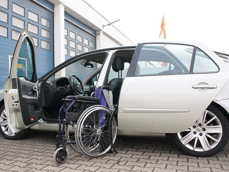 Rampen, Liifte, Umbauten, Rollstuhl, PKW