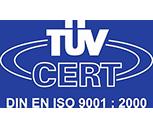 TÜV-zertifizierter Betrieb