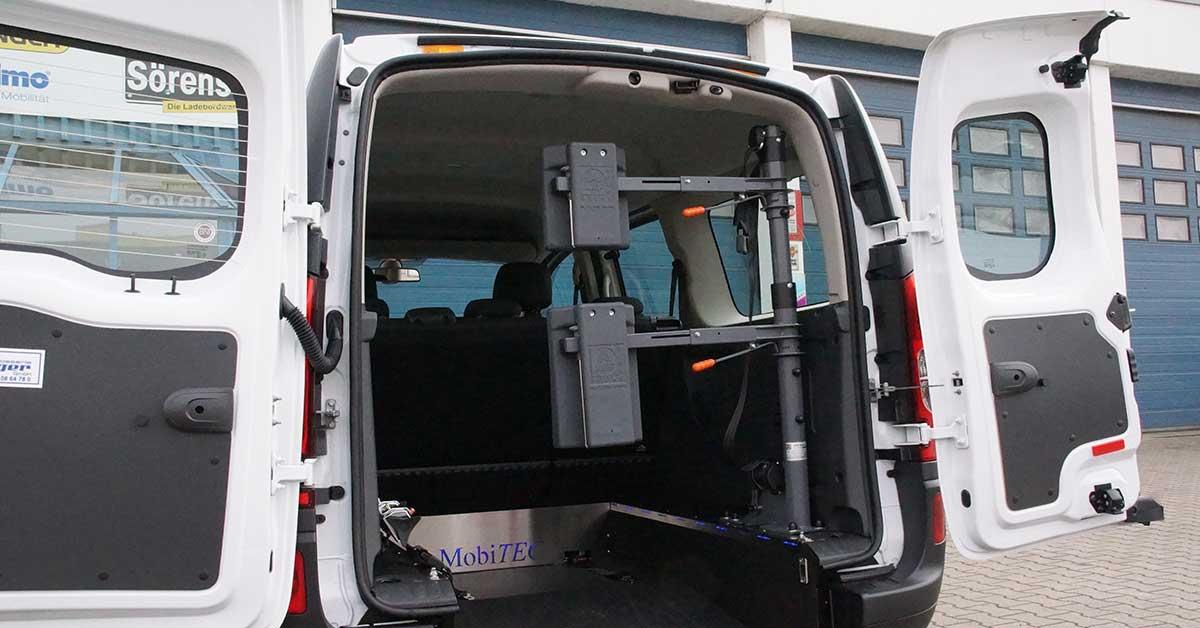 Umbauten für Passivfahrer